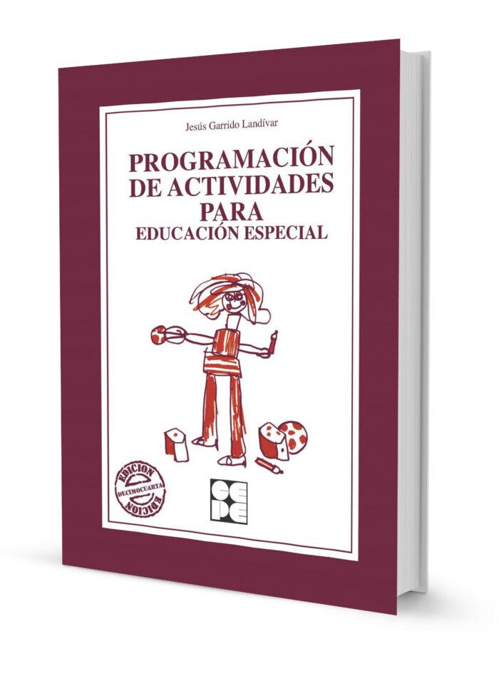 Programación de Actividades para Educación Especial | Editorial CEPE