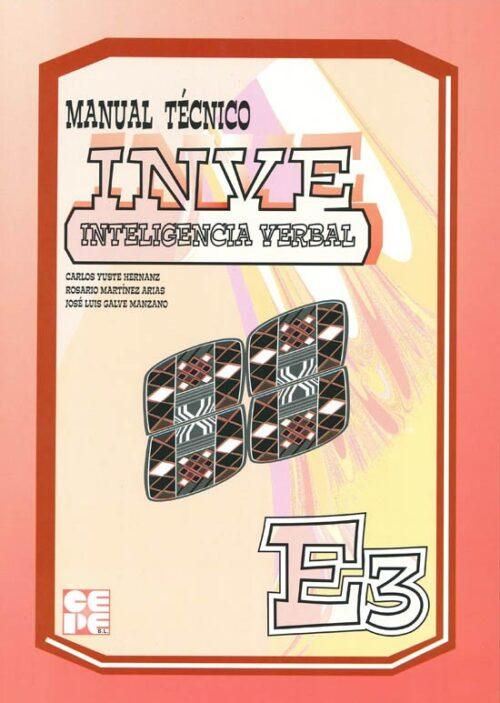 INVE E3. Manual