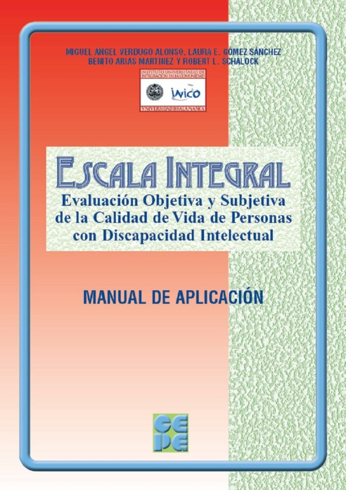 Escala Integral. Manual
