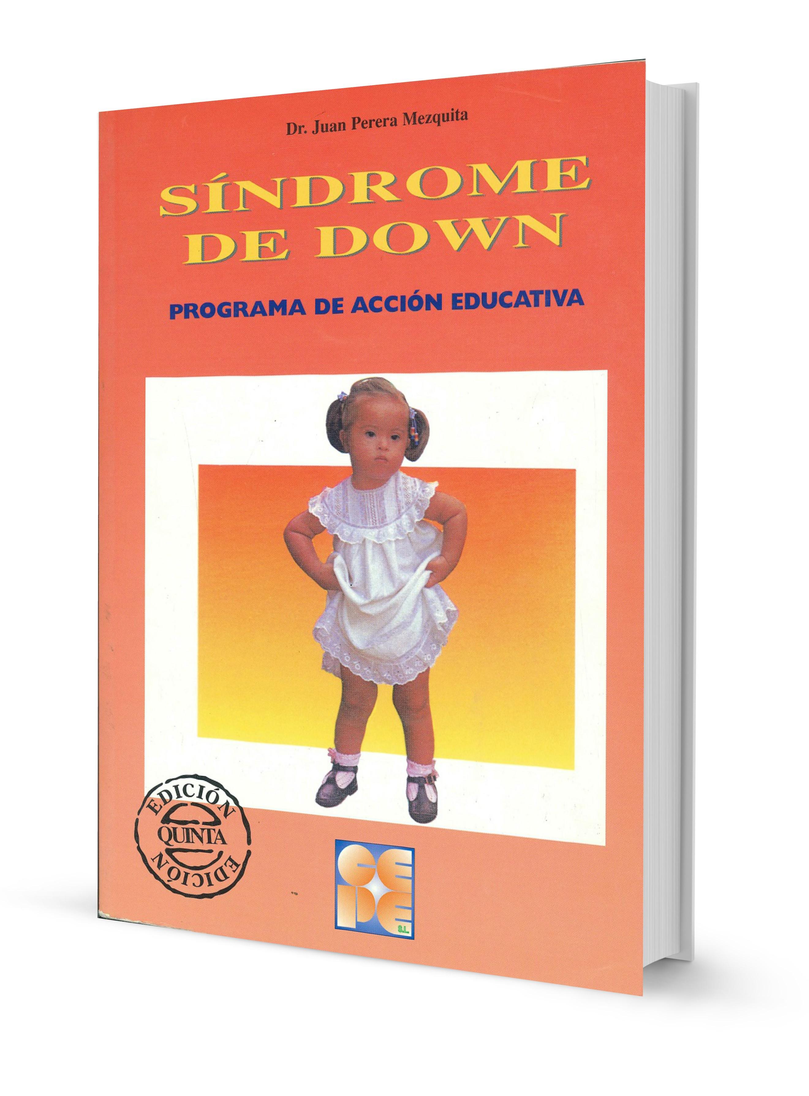 Síndrome de Down. Programa de Acción Educativa