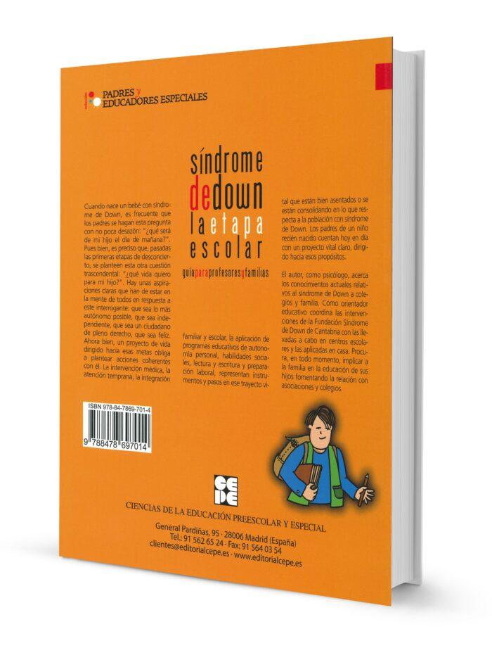 Síndrome de Down. La Etapa Escolar. Guía para profesores y familias