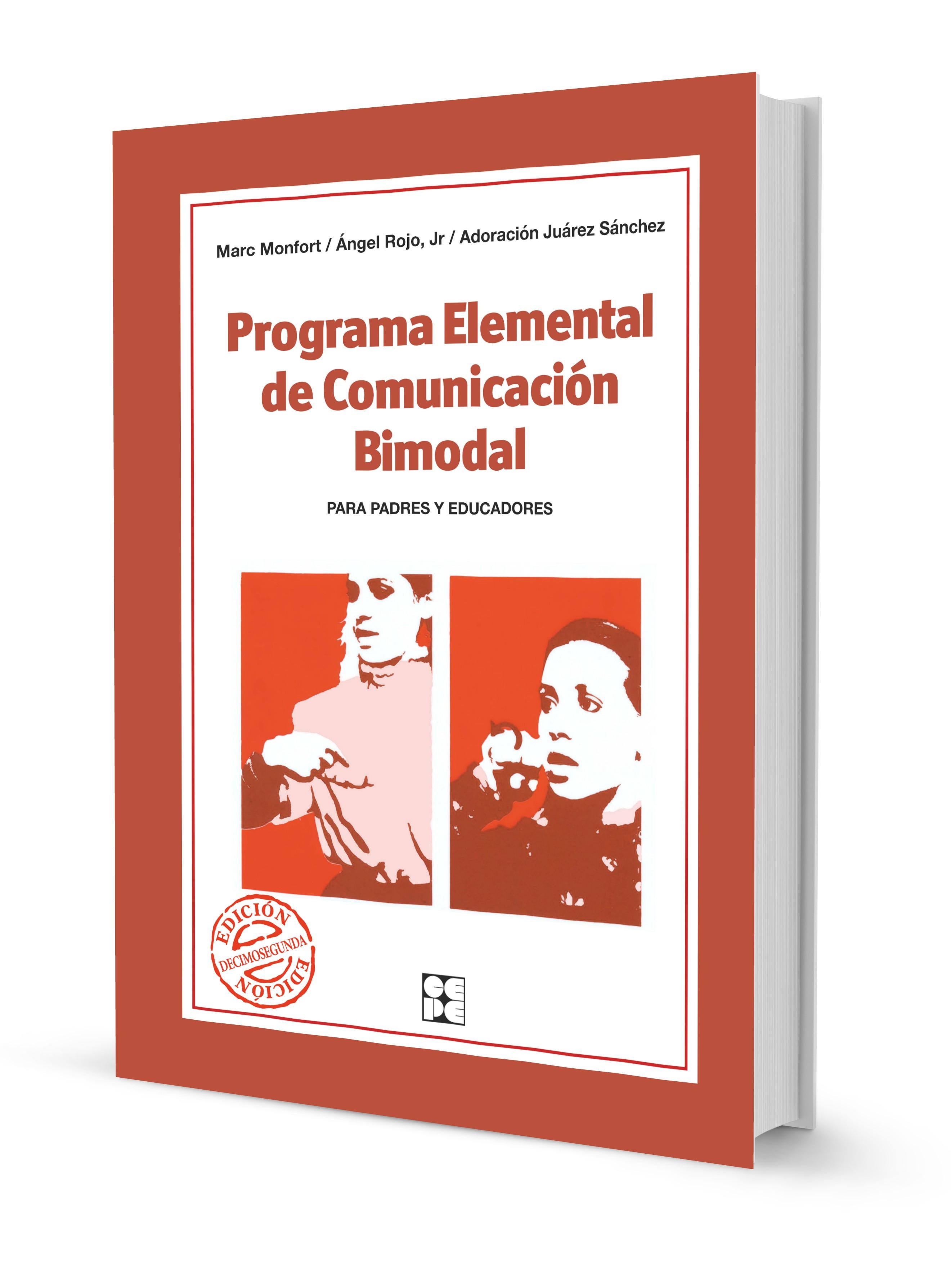 Programa Elemental de Comunicación Bimodal. Para padres y educadores