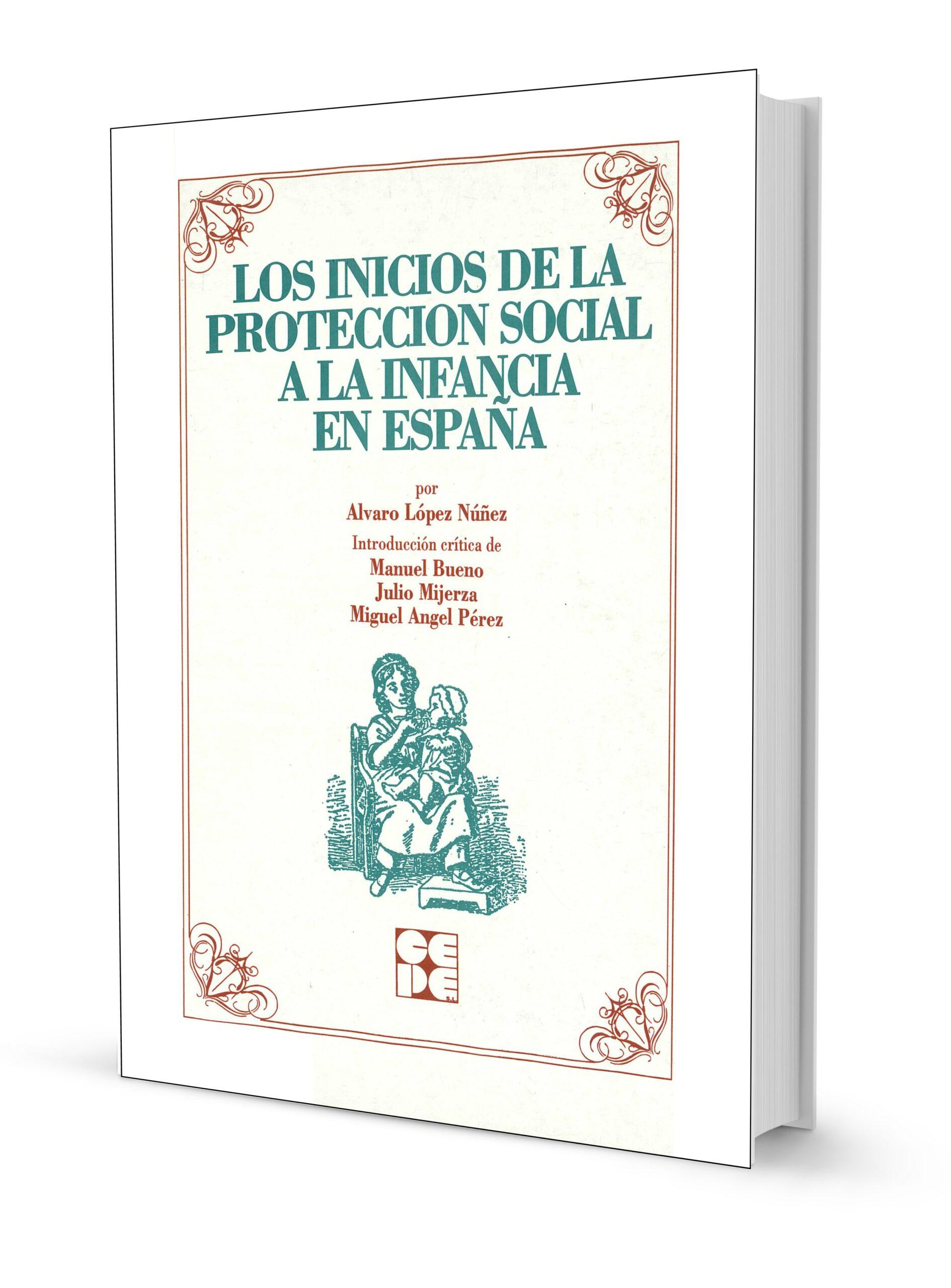Los Inicios de la Protección Social a la Infancia en España