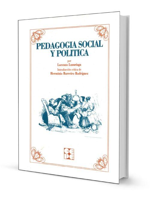 Pedagogía Social y Política