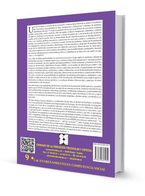 Cómo Promover la Convivencia: Programa de Asertividad y Hablidades Sociales (PAHS)