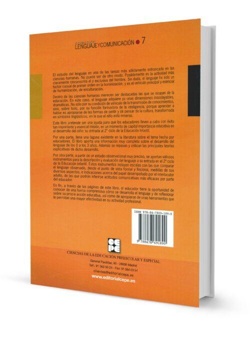El Desarrollo del Lenguaje de 0 a 3 Años. Bases para un diseño curricular en la Educación Infantil