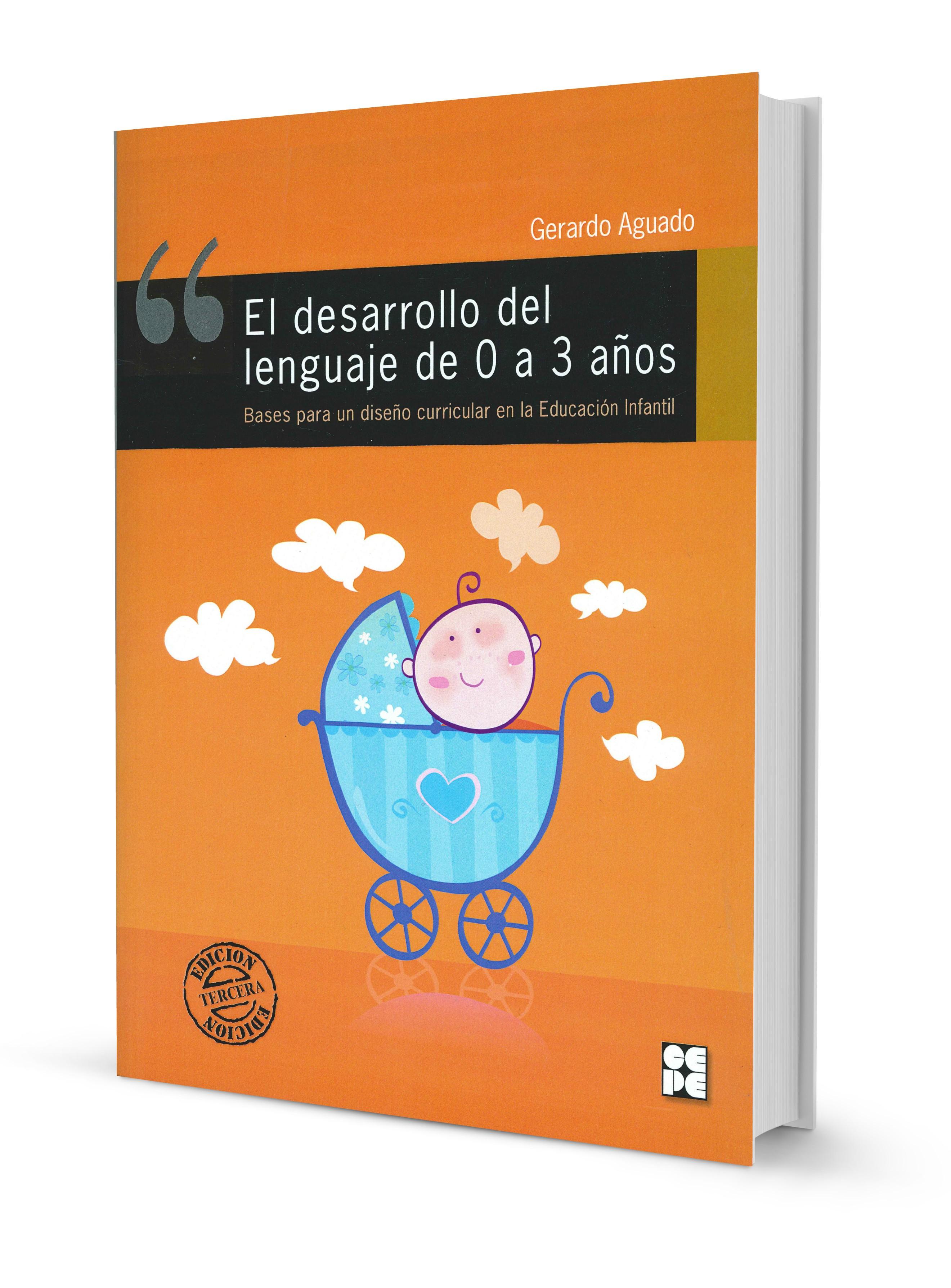 El desarrollo del lenguaje de 0 a 3 a os bases para un for Diseno curricular educacion inicial