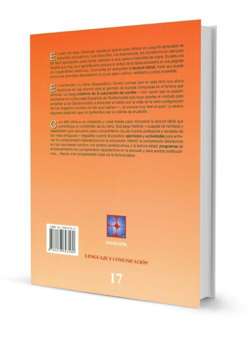 Leer en los Labios. Manual práctico para el entendimiento de la comprensión labiolectora