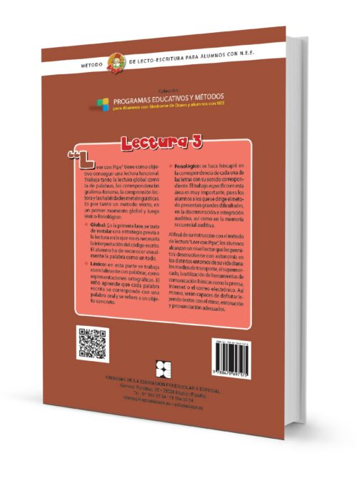 Método de lectura PIPE. Lectura 3