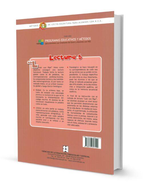 Método de lectura PIPE. Lectura 5