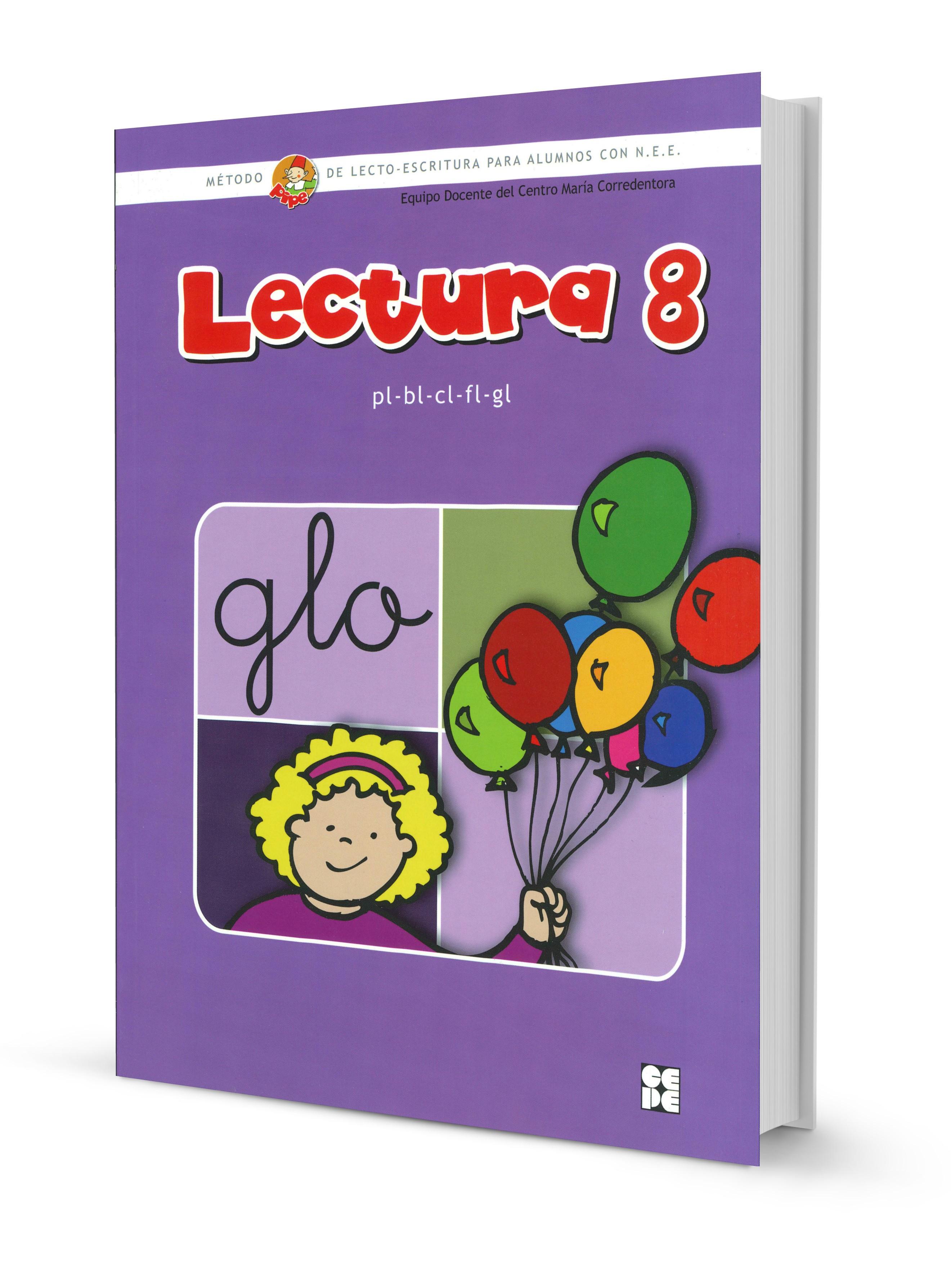 Método de lectura PIPE. Lectura 8