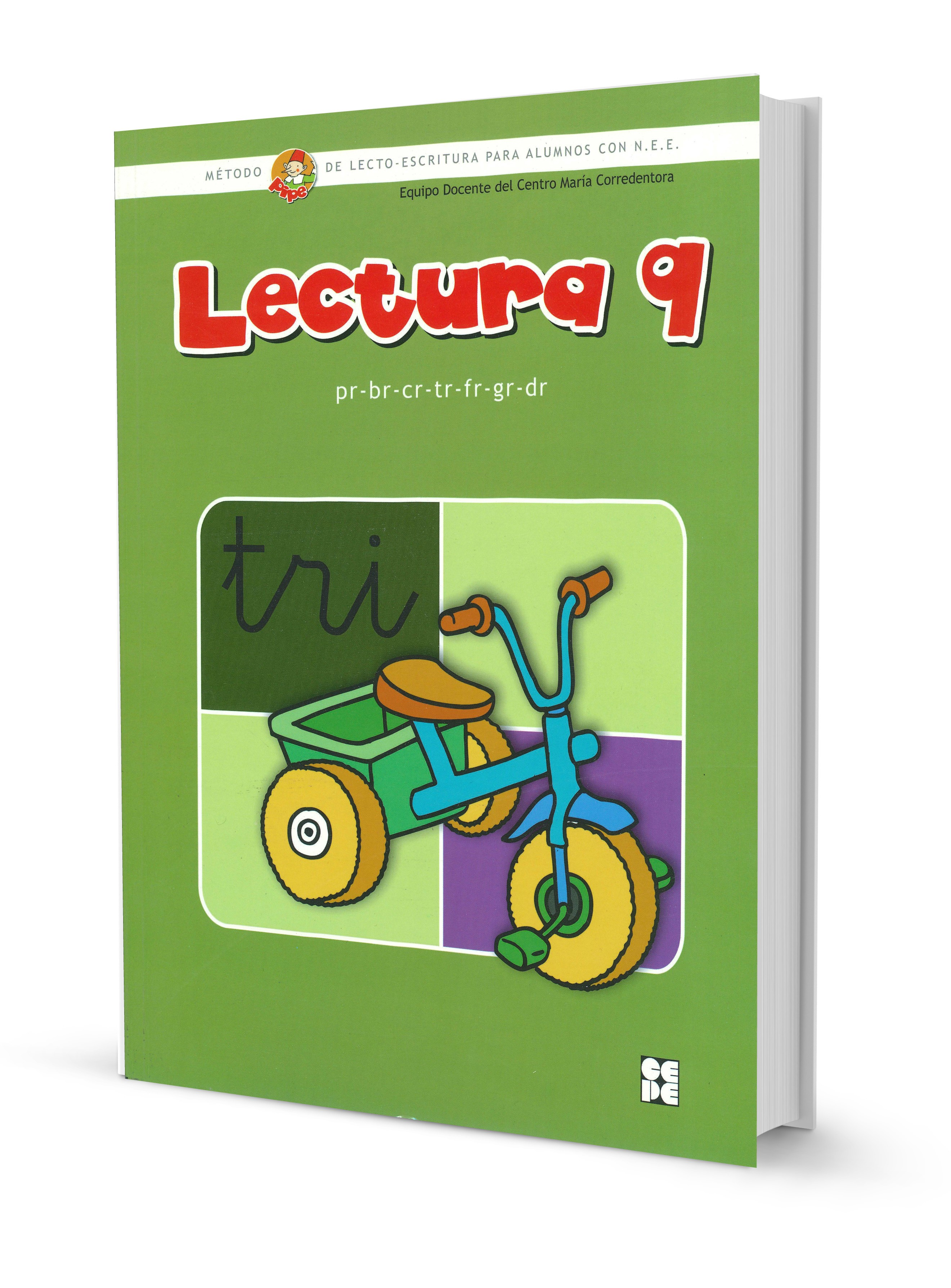Método de lectura PIPE. Lectura 9
