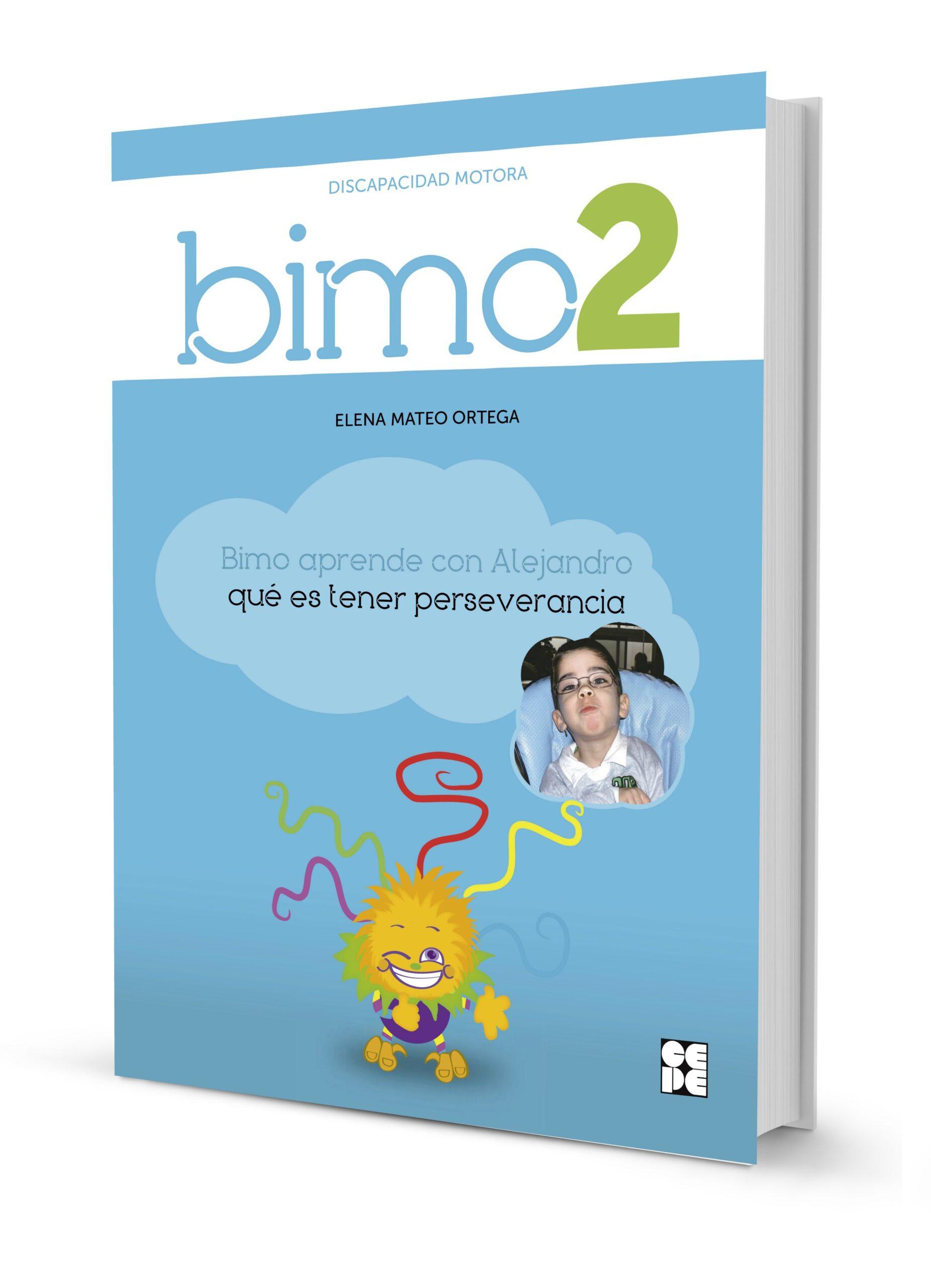 BIMO 2. (Discapacidad motora). Valor de la perseverancia