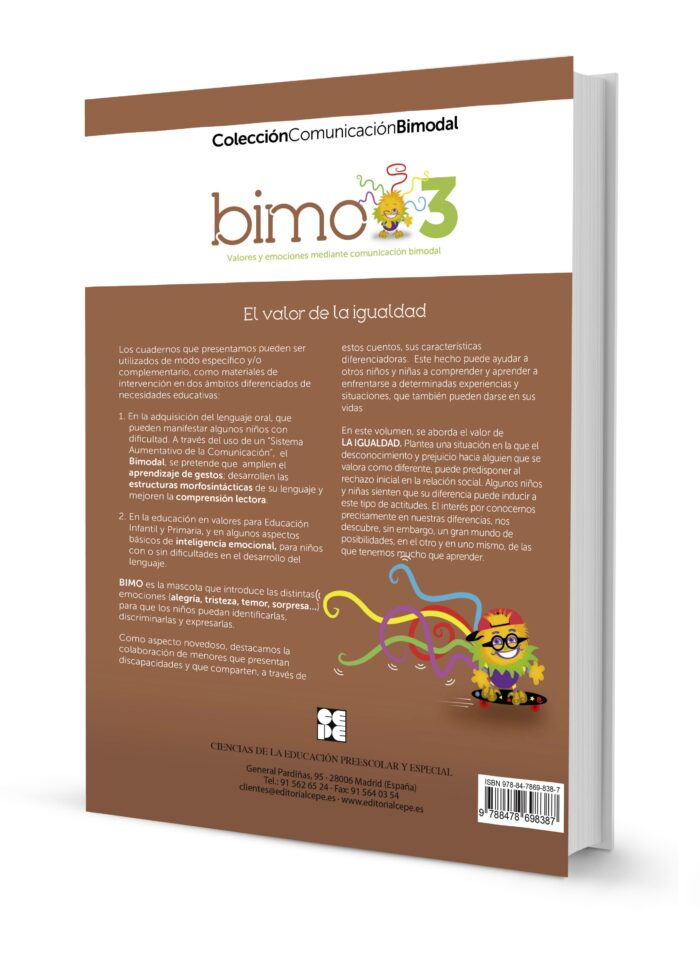 BIMO 3. (Síndrome de Down). Valor de la igualdad