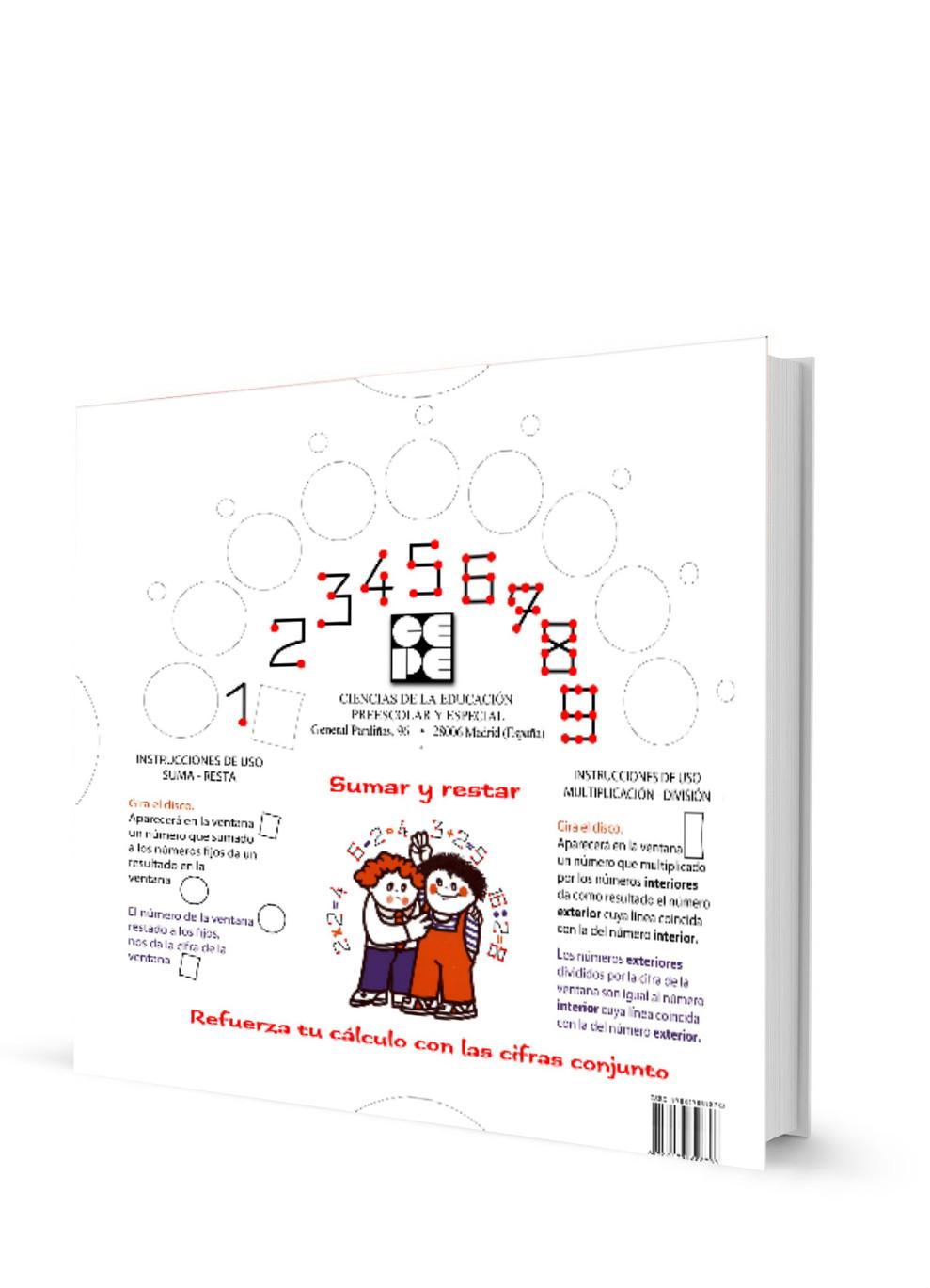 Disco Calculador. Suma, resta, multiplicación y división | Editorial ...