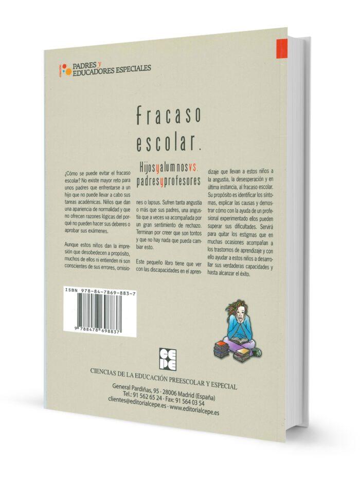 Fracaso Escolar. Hijos y alumnos vs padres y profesores