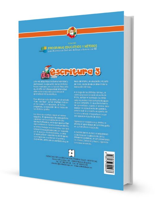 Método de escritura PIPE. Escritura 3