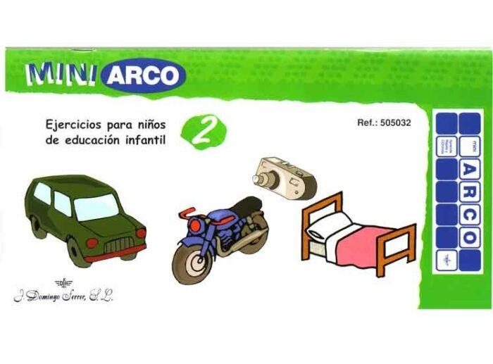 MINIARCO - Ejercicios para niños en educación infantil 2