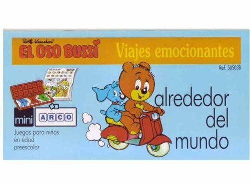 MINIARCO - El oso BUSSI alrededor del mundo