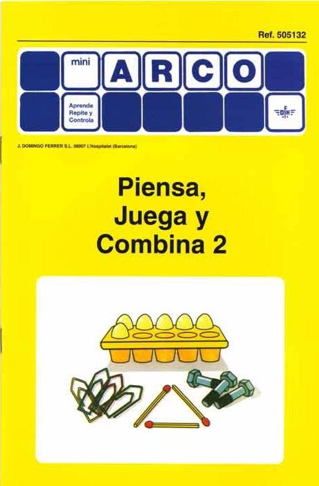 MINIARCO - Piensa, juega y combina 2