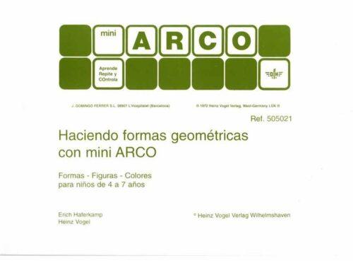 MINIARCO - Haciendo formas geométricas