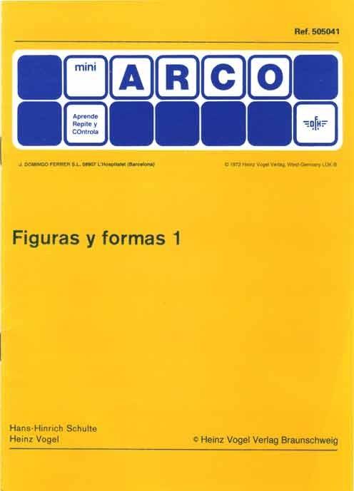 MINIARCO - Figuras y formas 1