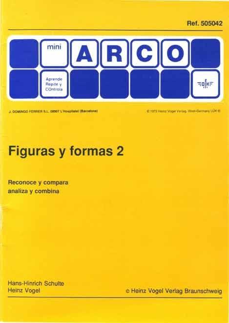 MINIARCO - Figuras y Formas 2