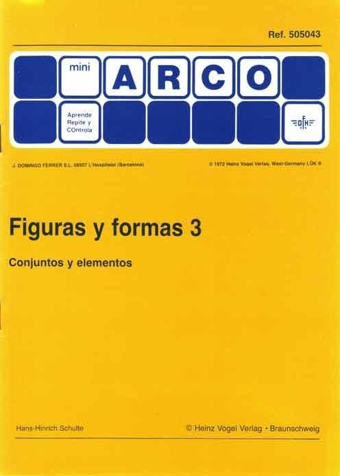 MINIARCO - Figuras y Formas 3