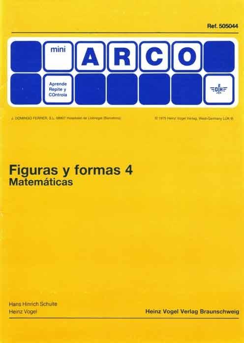 MINIARCO - Figuras y Formas 4
