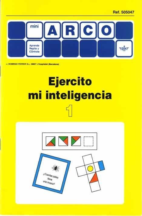 MINIARCO - Ejercito mi inteligencia 1