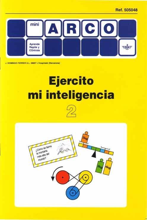 MINIARCO - Ejercito mi inteligencia 2