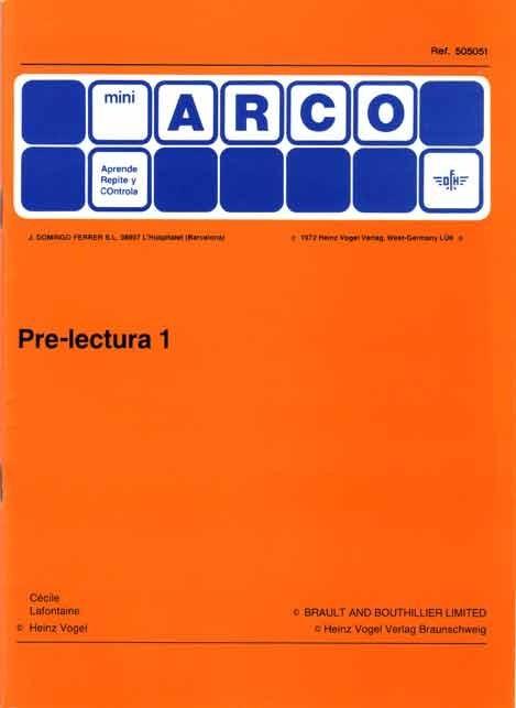 MINIARCO - Pre-Lectura 1