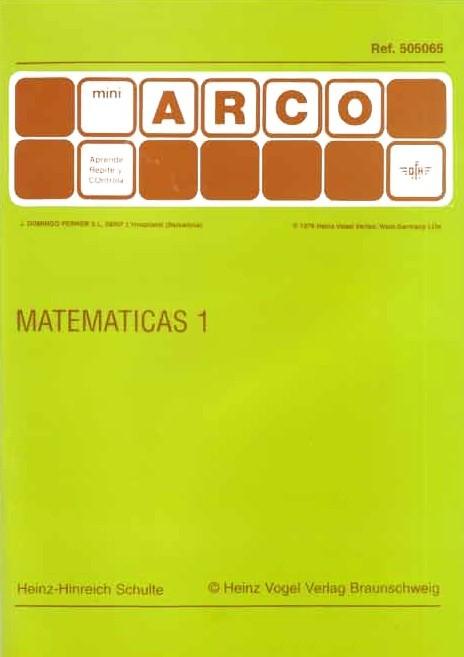 MINIARCO - Matemáticas