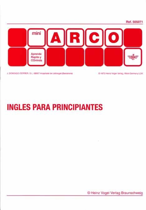MINIARCO - Inglés para principiantes