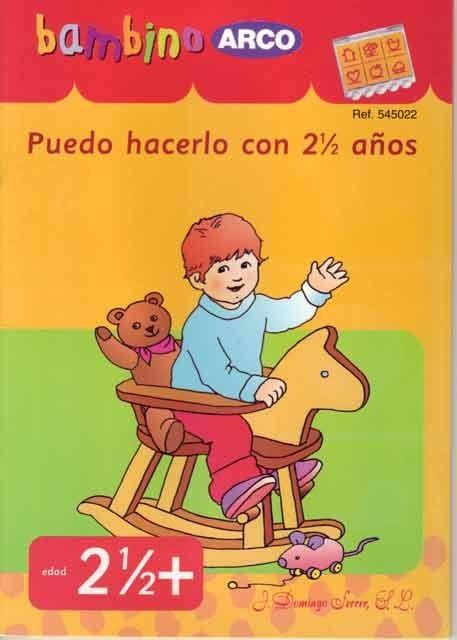 Bambino: Puedo hacerlo con 2 años y medio
