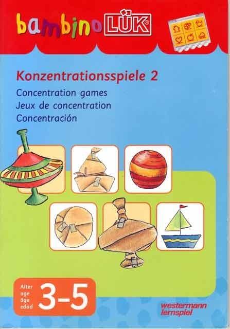 Bambino: Concentración 2