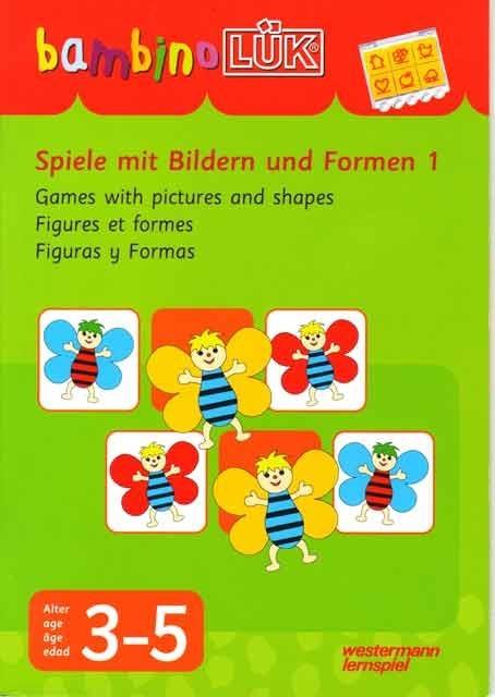 Bambino: Figuras y Formas