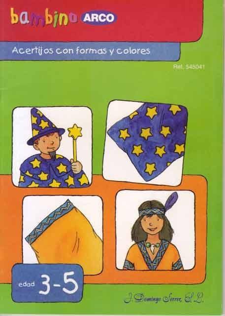 Bambino: Acertijos con formas y colores