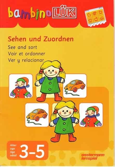 Bambino: Ver y relacionar