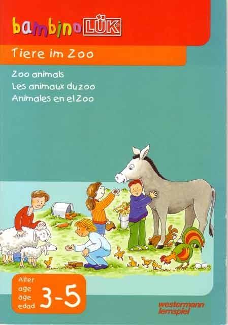 Bambino: Animales en el Zoo