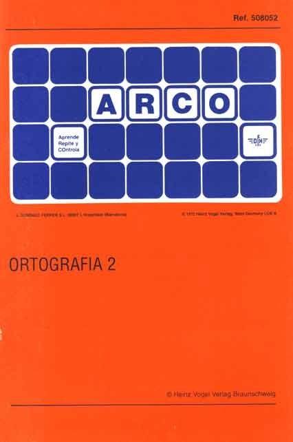 ARCO - Ortografía 2