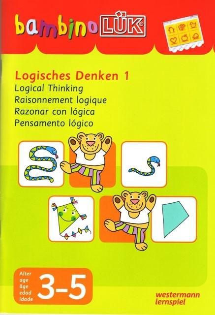 Bambino: Razonar con Lógica - 1