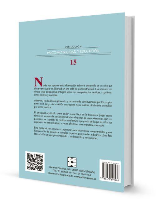 Guía de Actuación y Evaluación en Psicomotricidad Vivenciada
