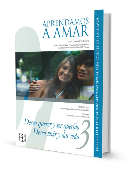 Aprendamos a Amar 15-18. MANUAL + CD