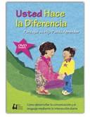 Usted hace la diferencia para que su hijo pueda aprender - DVD