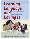 Learning Language and loving it