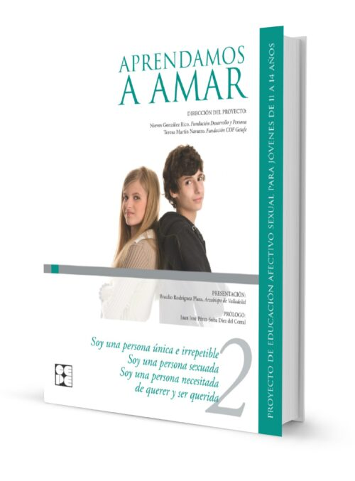 Aprendamos a Amar 11-14. MANUAL + CD