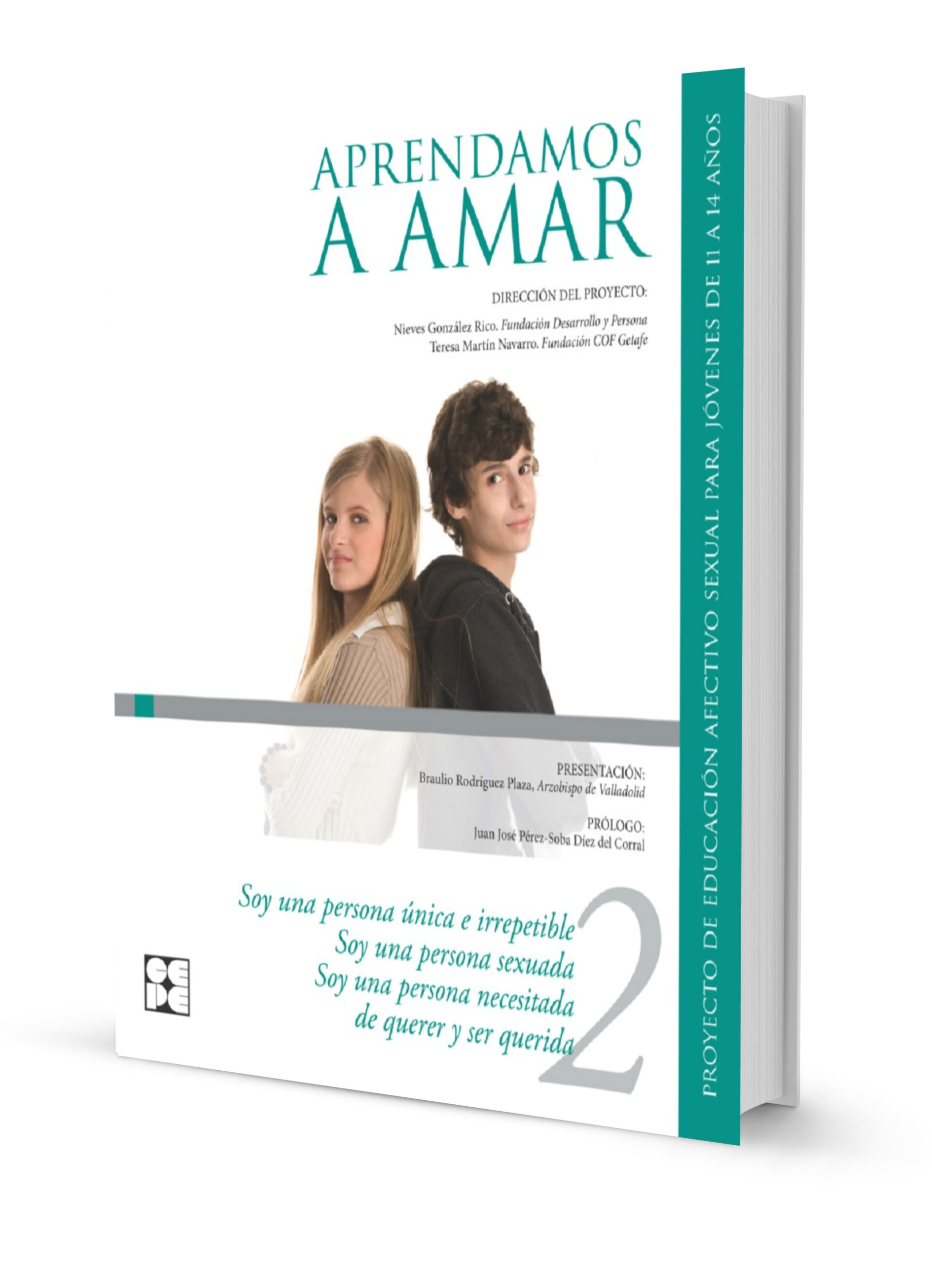 Aprendamos a Amar 11-14. MANUAL + CD