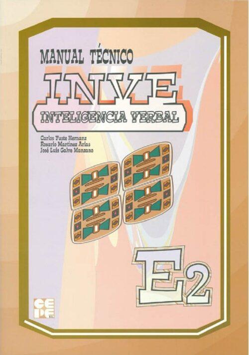 INVE E2. Manual