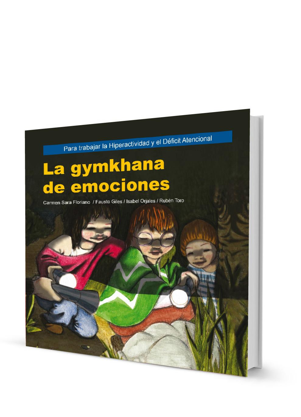 La gymkhana de emociones | Editorial CEPE